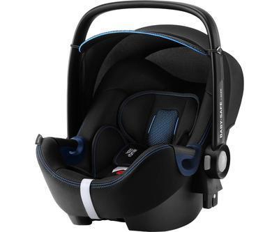 Autosedačka BRITAX RÖMER Baby-Safe2 i-Size Bundle Flex Premium Line 2021, cool flow blue - 2