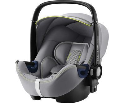 Autosedačka BRITAX RÖMER Baby-Safe2 i-Size Bundle Flex Premium Line 2021, cool flow silver - 2