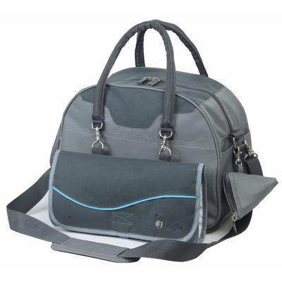 Přebalovací taška BO JUNGLE B-City 2021, grey - 2