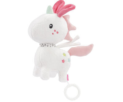 Aiko & Yuki BABY FEHN Hudební plyšová hračka 2021 - 2