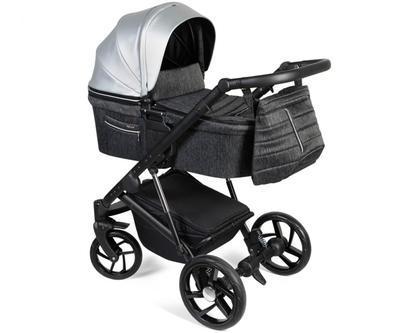 Kočárek DORJAN Quick Premium 2021 včetně autosedačky + DÁREK - 2