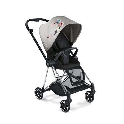 Kočárek CYBEX Mios Chrome Fashion Koi Crystallized 2018 - 2
