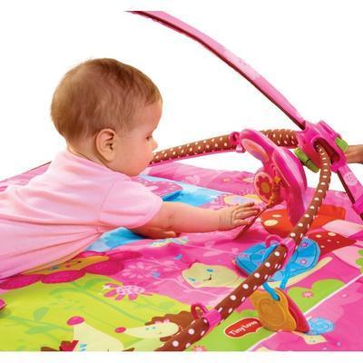 Hrací deka s hrazdou TINY LOVE Gymini Tiny Princess Move 2019 - 2