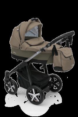 Kočárek BABY DESIGN Husky 2018 - 2