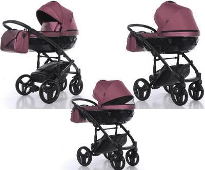 Kočárek JUNAMA Saphire 2020, 04 purple - 2