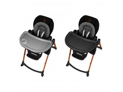 Rostoucí jídelní židlička MAXI-COSI Minla 6v1 Essential 2021, graphite - 2