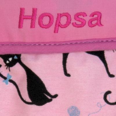 Skákadlo HOPSA Kočka 2020, růžová - 2