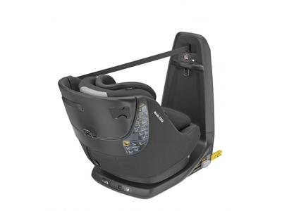 Autosedačka MAXI-COSI AxissFix Plus 2021, authentic black - 2