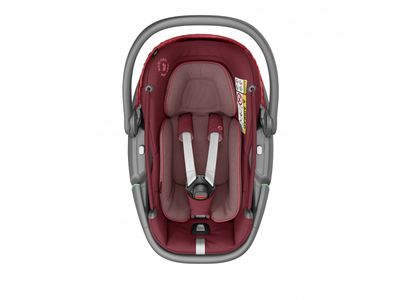 Autosedačka MAXI-COSI Coral 2021, essential red - 2