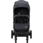 Kočárek BRITAX RÖMER B-Agile M 2020, black shadow - 2/7