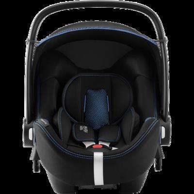 Autosedačka BRITAX RÖMER Baby-Safe2 i-Size Premium Line 2021, cool flow blue - 2