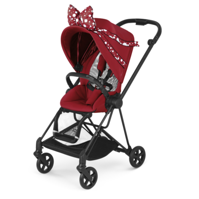 Kočárek CYBEX by Jeremy Scott Mios Seat Pack Petticoat Red 2021 - 2
