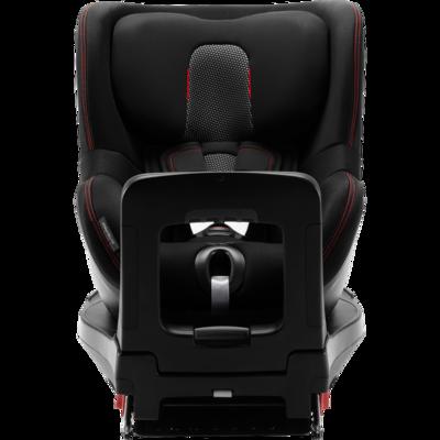 Autosedačka BRITAX RÖMER Dualfix M i-Size 2020, cool flow black - 2