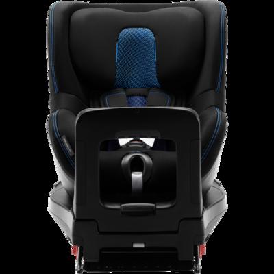 Autosedačka BRITAX RÖMER Dualfix M i-Size 2020, cool flow blue - 2
