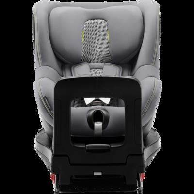 Autosedačka BRITAX RÖMER Dualfix M i-Size 2020, cool flow silver - 2