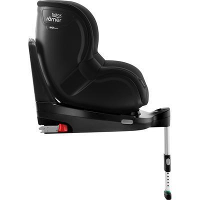 Autosedačka BRITAX RÖMER Dualfix M i-Size 2020, black ash - 2