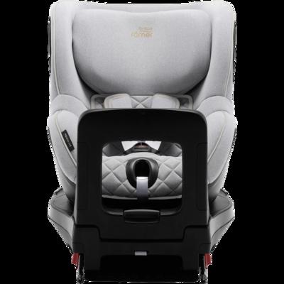 Autosedačka BRITAX RÖMER Dualfix M i-Size 2020, nordic grey - 2