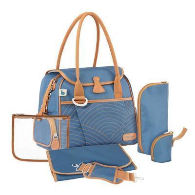Přebalovací taška BABYMOOV Style Bag 2021, navy - 2