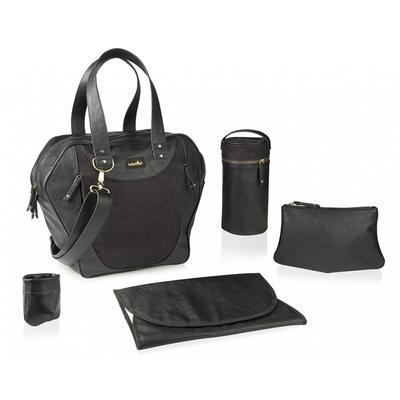 Přebalovací taška BABYMOOV City Bag 2021, black - 2