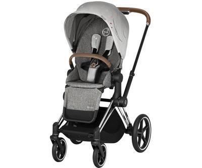 Kočárek CYBEX Priam Lux Seat Fashion Koi 2020 včetně korby - 2