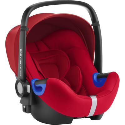 Autosedačka BRITAX RÖMER Baby-Safe i-Size Premium Line 2018, flame red - 2