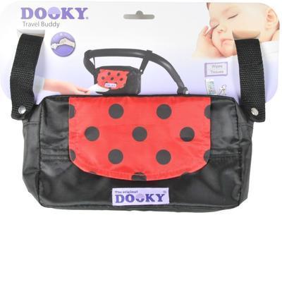 Organizér DOOKY Travel Buddy 2017, lady bug - 2