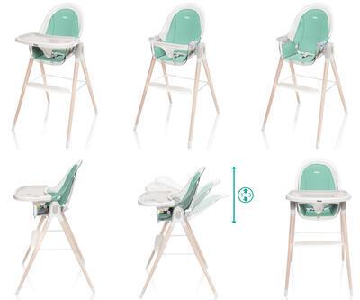 Dětská židlička ZOPA Elite 3v1 2021 - 2