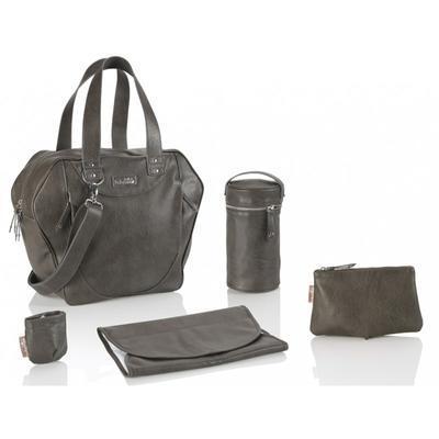 Přebalovací taška BABYMOOV City Bag 2021, zinc - 2