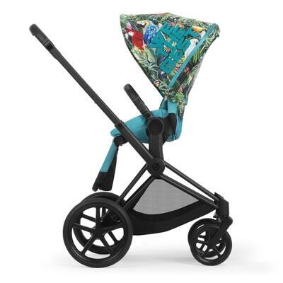 CYBEX by DJ Khaled Priam SeatPack We the Best Blue 2021 - 2