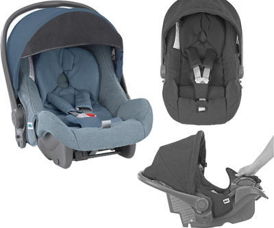INGLESINA Huggy Multifix 2018, artic blue - 2