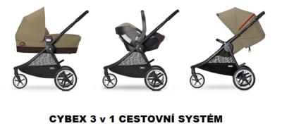 Kočárek CYBEX Eternis  3 2016 - 2