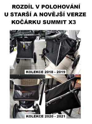 Kočárek BABY JOGGER Summit X3 2020 + ZDARMA MADLO - 2