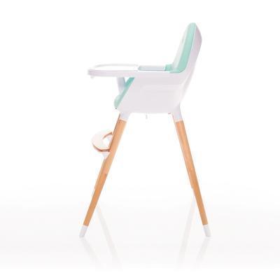 Jídelní židlička ZOPA Dolce 2021, ice green - 2