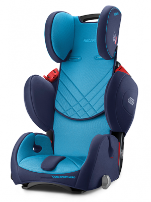 Autosedačka RECARO Sport Hero 2018, performance black - 2