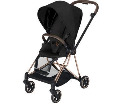 Kočárek CYBEX Mios Rosegold Seat Pack PLUS 2021 včetně korby - 2