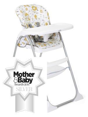 Jídelní židlička JOIE Mimzy Snacker 2021 - 2