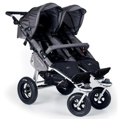 Kočárek TFK Twinner Twist Duo set s korbami Carrycot Twinner Twist Duo 2016 - 2