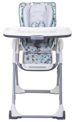 Jídelní židlička GRACO Swift fold 2021, rubix - 2