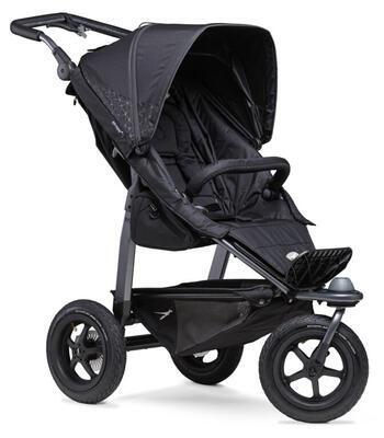 Sportovní sedačka TFK Stroller Seat Unit Mono 2021, black - 2