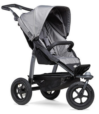 Sportovní sedačka TFK Stroller Seat Unit Mono 2021, grey - 2