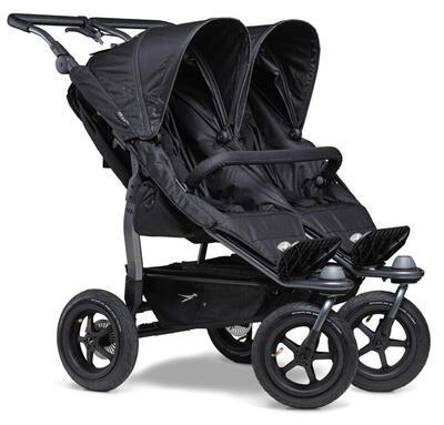 Sportovní sedačka TFK Stroller Seats Duo 2021, black - 2