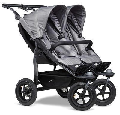 Sportovní sedačka TFK Stroller Seats Duo 2021, grey - 2