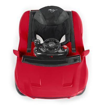 Chodítko 3v1 Ford Mustang Red 2020 - 2