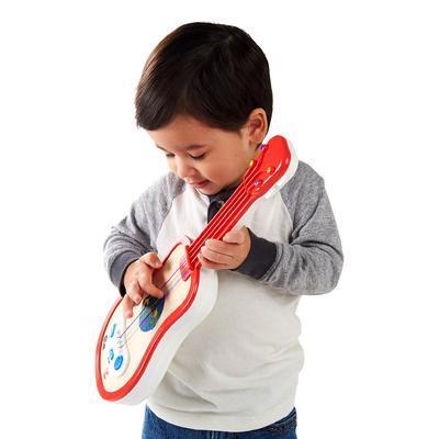 Dřevěná hudební hračka BABY EINSTEIN Ukulele Magic Touch HAPE 12m+ 2020 - 2