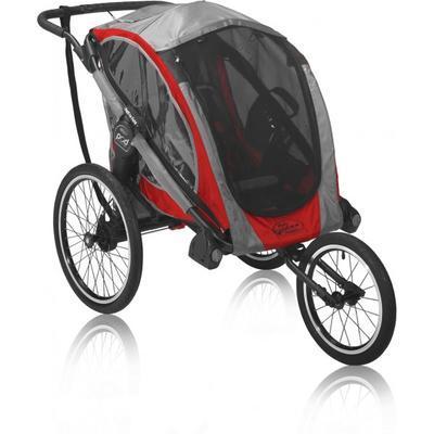 Vozík POD BABY JOGGER 2013 - crimson - 2