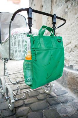 Taška na kočárek LÄSSIG Casual Buggy Bag Solid 2016 - 2