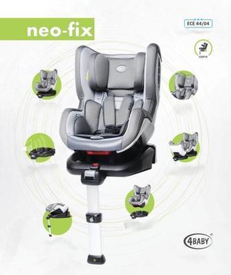 Autosedačka 4BABY Neo-fix 2016 - 2