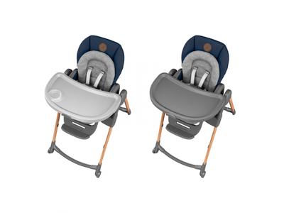 Rostoucí jídelní židlička MAXI-COSI Minla 6v1 Essential 2021, blue - 2