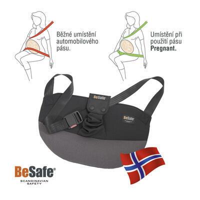 BeSafe Pregnant bezpečnostní pás pro těhotné 2021 - 2