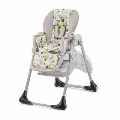 Jídelní židlička KINDERKRAFT Yummy Up 2021 - 2